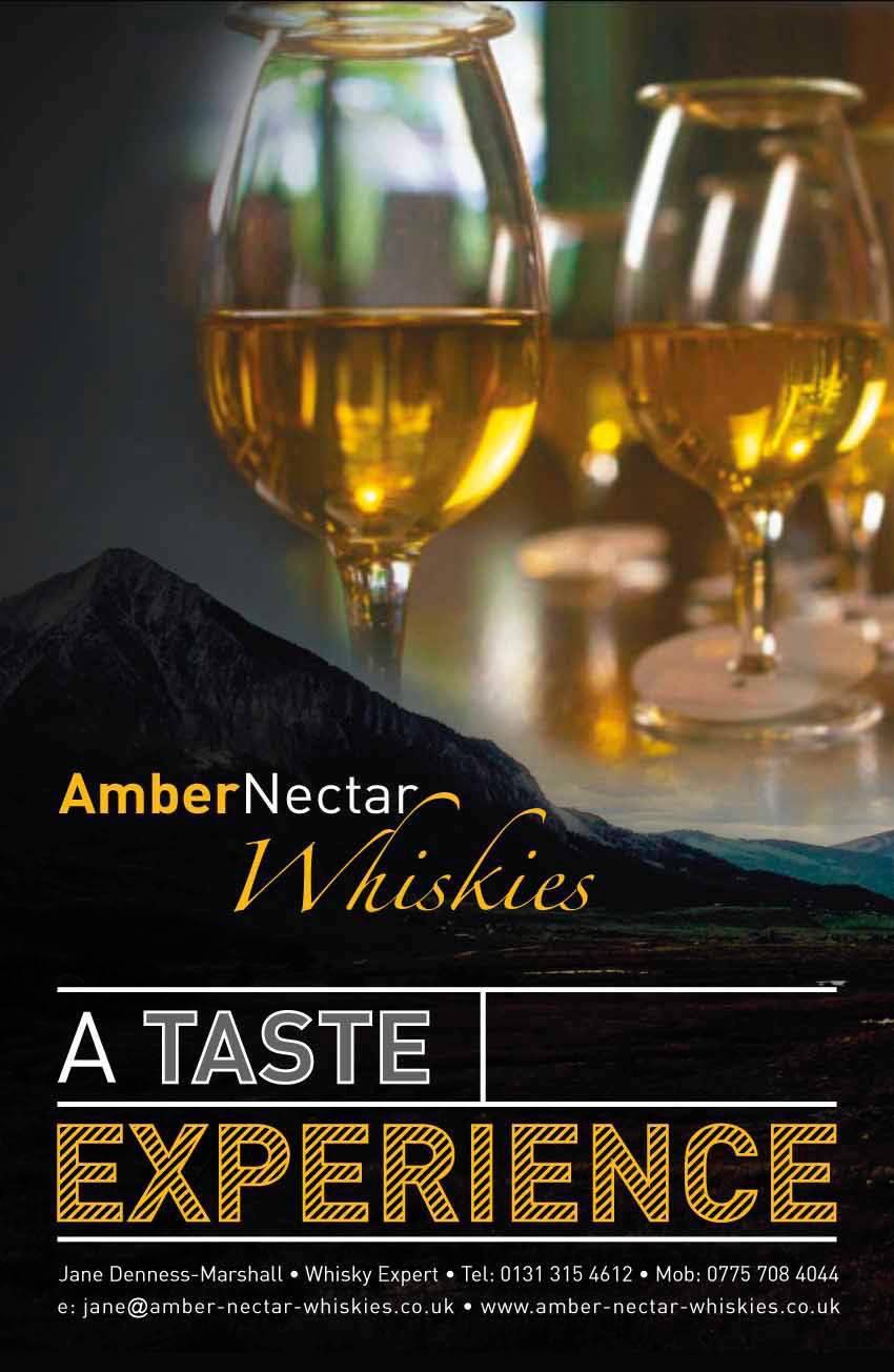 Amber Nectar Whiskies