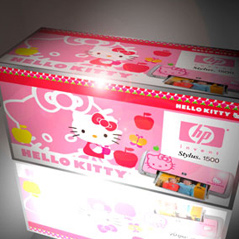 Hello Kitty Packaging